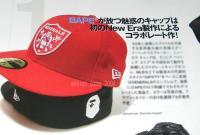 BAPE x New Era