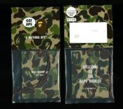 2005A/W a bathing ape and Bapy DIRECTMAIL