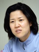 女性登山家(韓国)