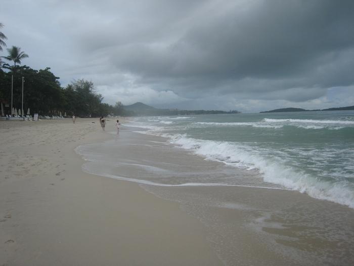 サムイ島 Chaweng Beach