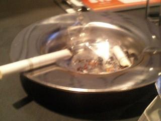 最後のタバコ①
