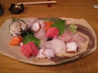 廻らないお寿司②